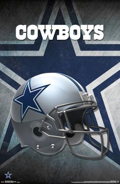 NFL: Dallas Cowboys- Helmet Logo