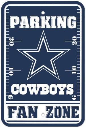 NFL Dallas Cowboys Parking Sign