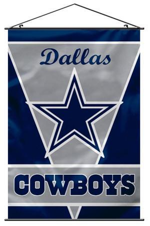 NFL Dallas Cowboys Wall Banner
