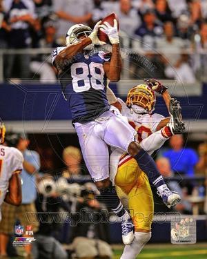 NFL Dez Bryant 2012 Action