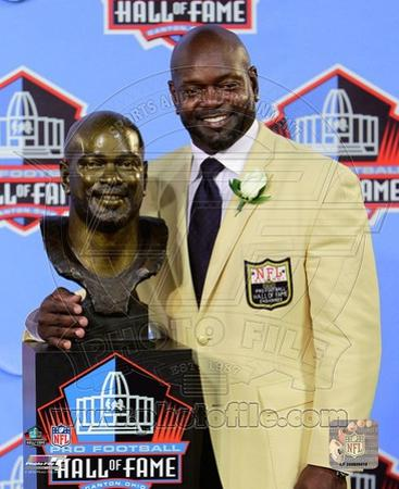 NFL Emmitt Smith 2010 NFL Hall of Fame Induction