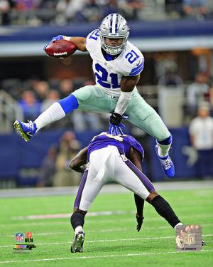 NFL: Ezekiel Elliott 2016 Action