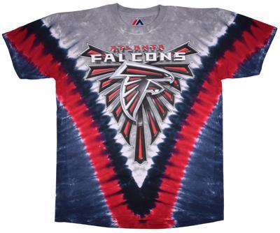 NFL: Falcons Logo V-Dye