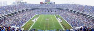 NFL Football, Ericsson Stadium, Charlotte, North Carolina, USA