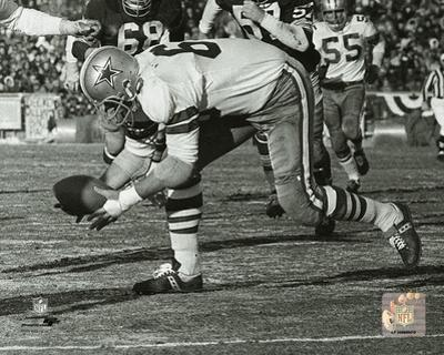NFL: George Andrie 1967 Action