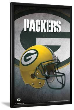NFL: Green Bay Packers- Helmet Logo