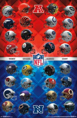 NFL - Helmets 17