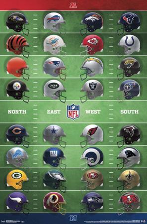 NFL - HELMETS 18