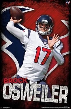 NFL: Houston Texans- Brock Osweiler 16