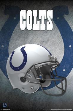 NFL: Indianapolis Colts- Helmet Logo