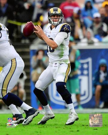 NFL: Jared Goff 2016 Action