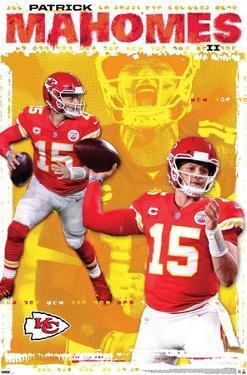 NFL Kansas City Chiefs - Patrick Mahomes II 20