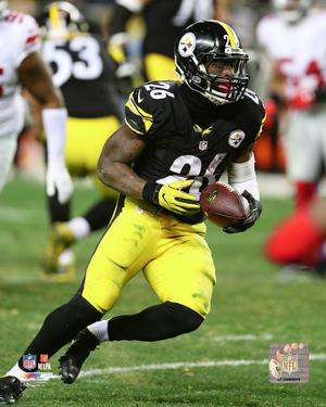 NFL: Le'Veon Bell 2016 Action
