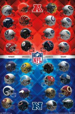 NFL League - Helmets 17