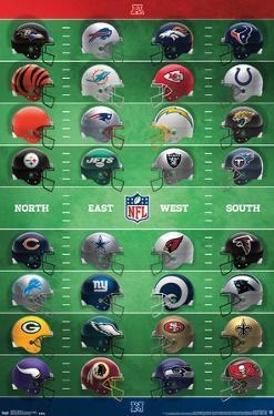 NFL League - Helmets 19