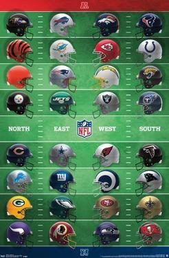 NFL League - Helmets 19