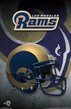 NFL Los Angeles Rams - Helmet 16