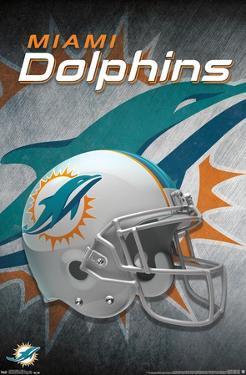 NFL Miami Dolphins - Helmet 15