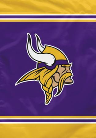 NFL Minnesota Vikings House Banner
