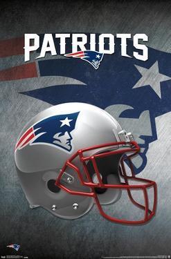 NFL New England Patriots - Helmet 16