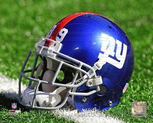 NFL New York Giants Helmet