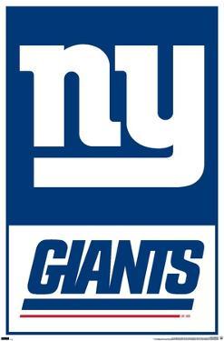 NFL New York Giants - Logo 21