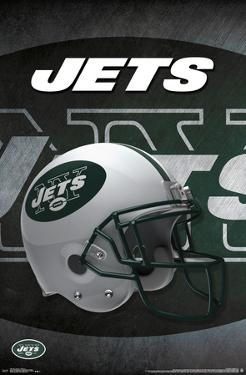 NFL: New York Jets- Logo Helmet 16