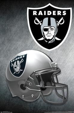 NFL Oakland Raiders - Helmet 15