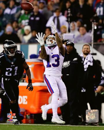 NFL: Odell Beckham 2016 Action