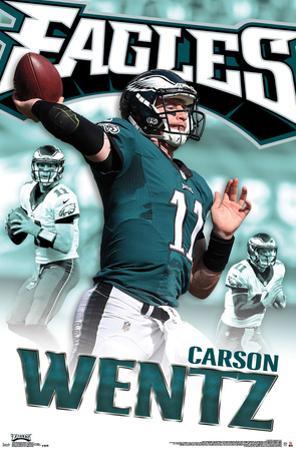 NFL: Philadelphia Eagles- Carson Wentz