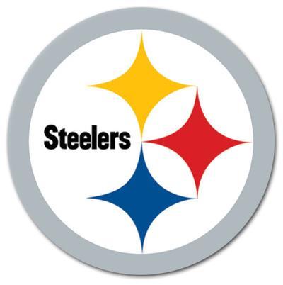 NFL Pittsburgh Steelers Vinyl Magnet