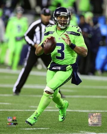 NFL: Russell Wilson 2016 Action