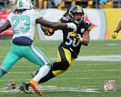 NFL: Ryan Shazier 2016 AFC Wild Card Game