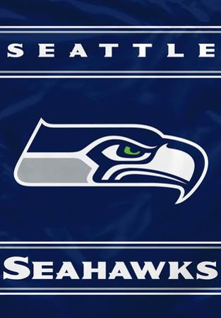 NFL Seattle Seahawks 2-Sided House Banner