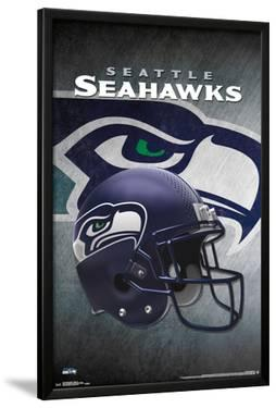 NFL: Seattle Seahawks- Helmet Logo