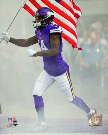 NFL: Stefon Diggs 2016 Action