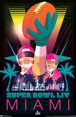 NFL - Super Bowl LIV - Miami 20