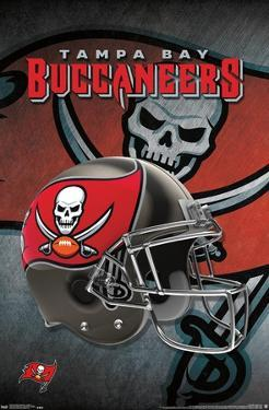 NFL TAMPA BAY BUCCANEERS - HELMET 16