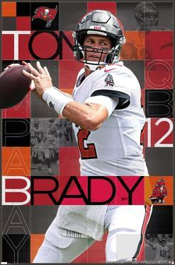 NFL Tampa Bay Buccaneers - Tom Brady 20