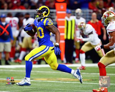 NFL: Todd Gurley 2015 Action