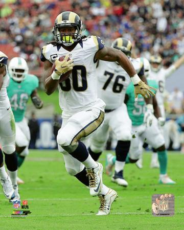 NFL: Todd Gurley 2016 Action