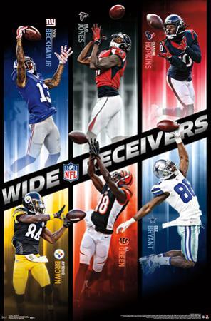 NFL- Top Wide Receivers