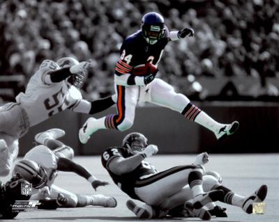 NFL Walter Payton