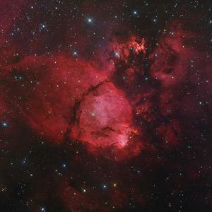 Ngc 896 in the Heart Nebula in Cassiopeia