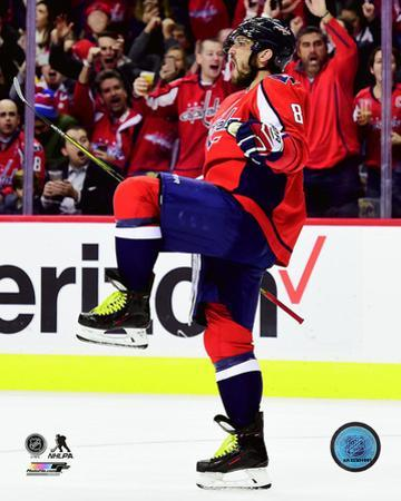 NHL: Alex Ovechkin 2016-17 Action