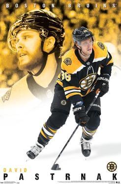 NHL Boston Bruins - David Pastrnák 19