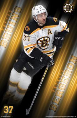 NHL Boston Bruins Patrice Bergeron
