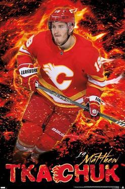 NHL Calgary Flames - Matthew Tkachuk 20