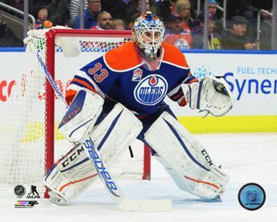 NHL: Cam Talbot 2016-17 Action