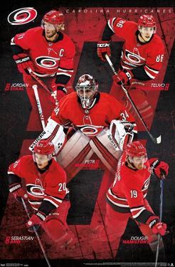 NHL Carolina Hurricanes - Group 19